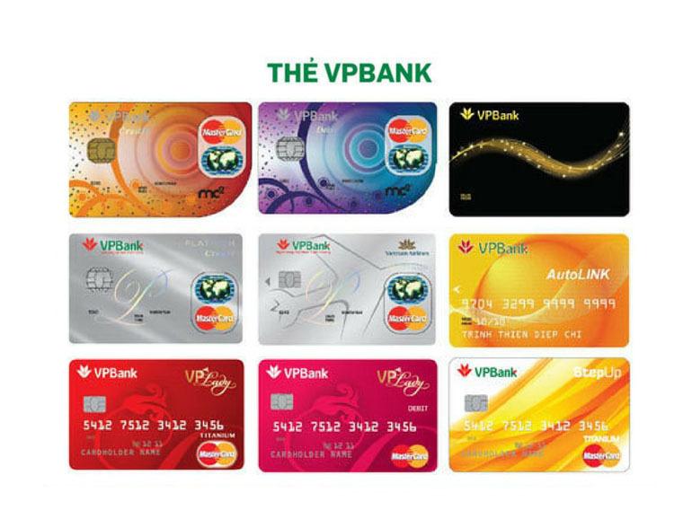 thẻ tín dụng ngân hàng VPBank