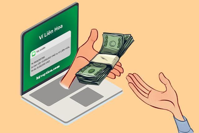 Ví Liên Hoa giải quyết các khó khăn về tài chính